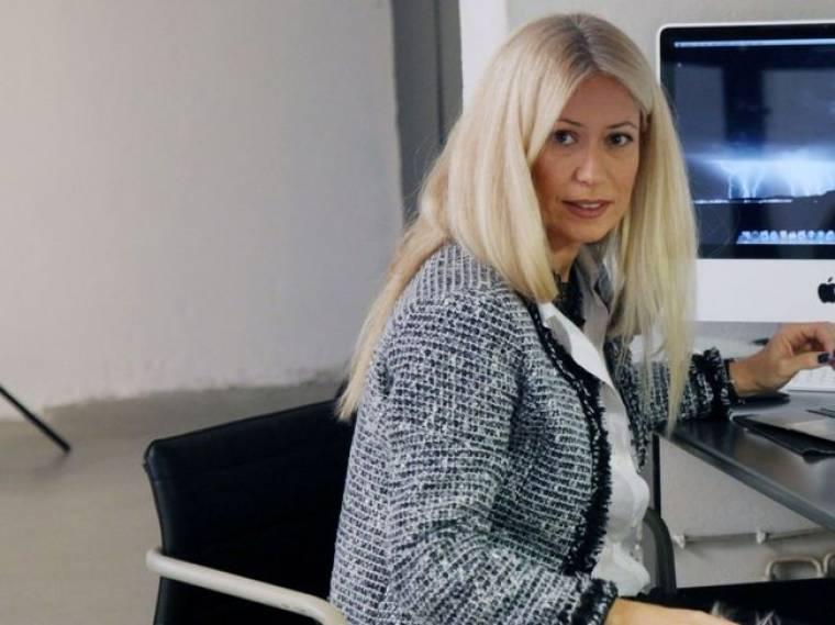 """Μαρία Μπακοδήμου: """"Δεν μπορείς να κάνεις πράγματα που δεν σε εκπροσωπούν"""""""