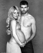Γέννησε η Shakira!