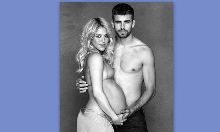 Shakira: Το μήνυμά της στο twitter λίγο πριν γεννήσει