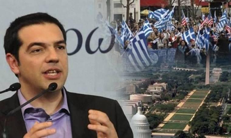Τσίπρας σε ομογενείς: Να είστε περήφανοι για την Ελλάδα