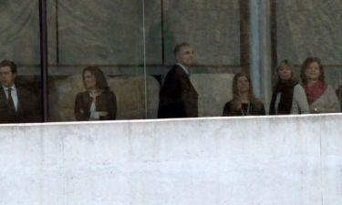 Στιγμιότυπα από την επίσκεψη του Daniel Day Lewis στην Αθήνα!
