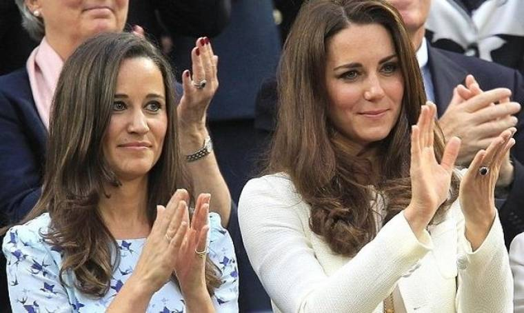 Kate-Pippa Middleton: Αντάλλαξαν βαριές κουβέντες!