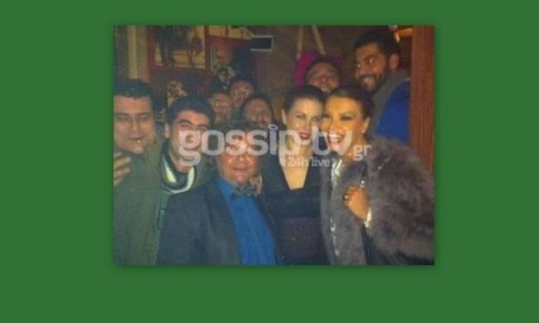 Λοτσάρη-Σκορδάλης: Τον κράζει την Παρασκευή στον Κωστόπουλο και την Κυριακή είναι μαζί του!! (Nassos blog)