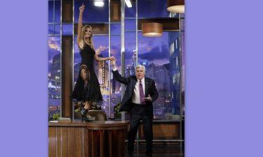 Heidi Klum: Ανέβα στο τραπέζι κούκλα μου γλυκιά!