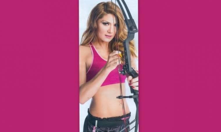 Αγγελική Ηλιάδη: Fit και σέξι έτοιμη για την Eurovision!