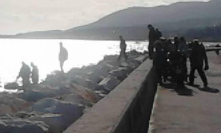 ΣΟΚ στη Μυτιλήνη: Έκανε βόλτα και αντίκρισε το πτώμα ημίγυμνης (vid)