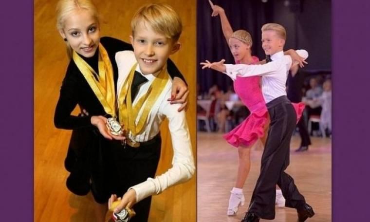 Είναι μόλις 10 και 11 χρονών και είναι οι Πρωταθλητές Κόσμου στο χορό!