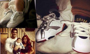 Μετά τα αθλητικά του γιου της Shakira, αντιπερισπασμός με σπορτέξ του Jordan!