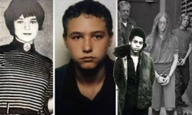 Διαβολικά παιδιά, ανήλικοι δολοφόνοι