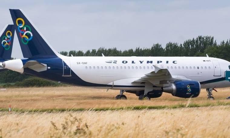 Η  Olympic Air  σταματάει τις πτήσεις από και προς Κύπρο!