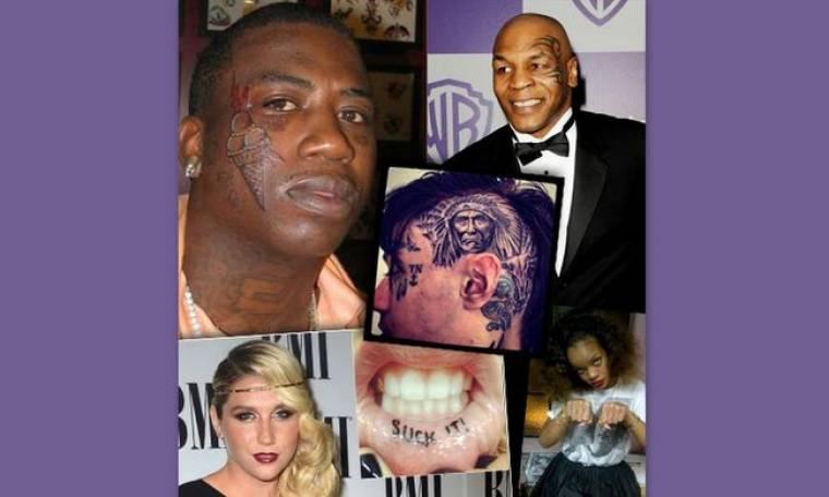 Tα πιο αποτυχημένα tattoos διασήμων (photos)