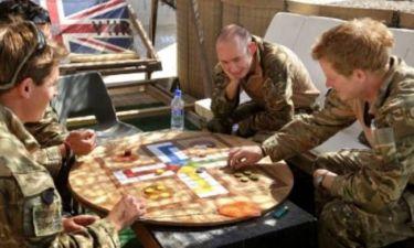 Τι αγχώνει τον Πρίγκιπα Χάρι στη στρατιωτική του θητεία;(pics)