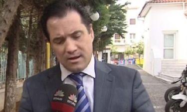 Άδωνις Γεωργιάδης: «Αποχώρησα από την εκπομπή γιατί δεν ήθελα να πέσω στο επίπεδο του κυρίου Χαϊκάλη»
