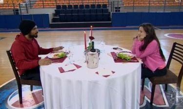 Το ρομαντικό δείπνο-έκπληξη του Νίκου Αναδιώτη στην παρτενέρ του στο «Dancing»