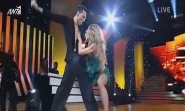 Ντορέττα Παπαδημητρίου: Απέσπασε την μεγαλύτερη βαθμολογία του φετινού «Dancing». Δείτε πώς κέρδισε το 50άρι!