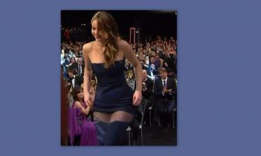 Η «αποκάλυψη» της Jennifer Lawrence