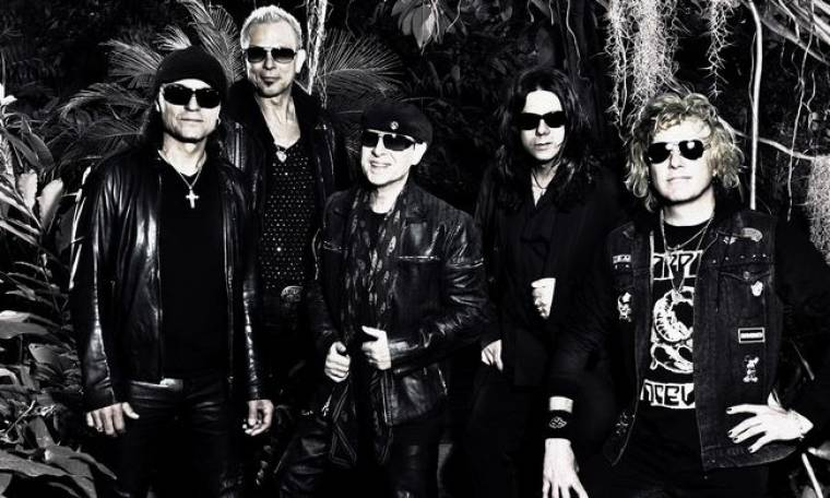 Οι Scorpions επιστρέφουν!