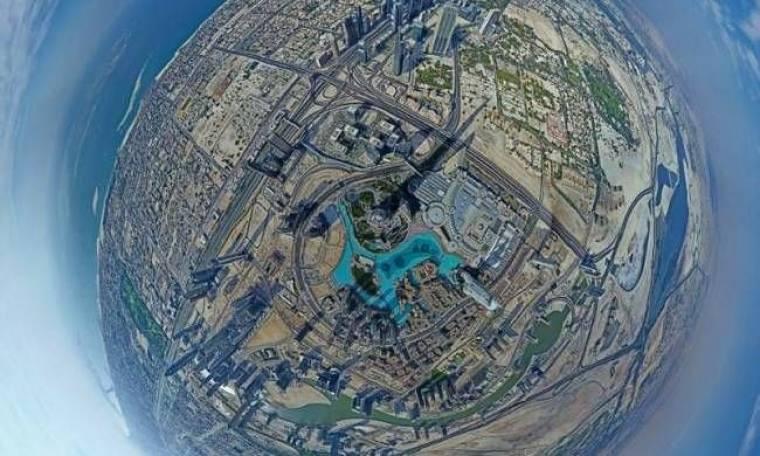 70 φωτογραφίες σε 1: Το Ντουμπάι από το ψηλότερο κτίριο του κόσμου