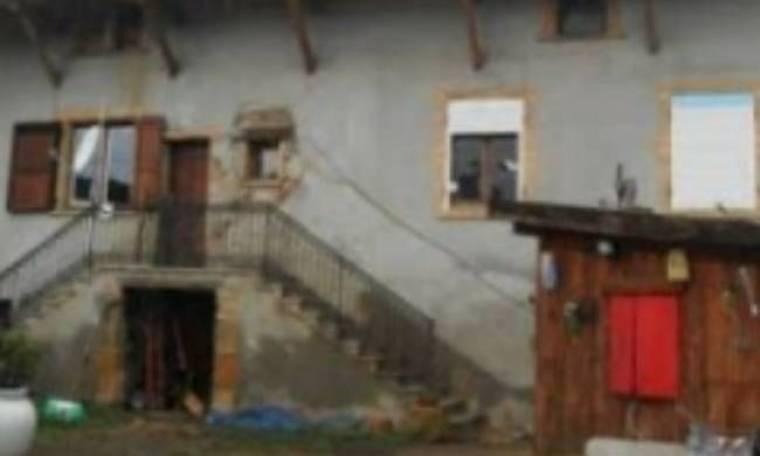 Στοιχειωμένο σπίτι πωλείται ένα ευρώ!