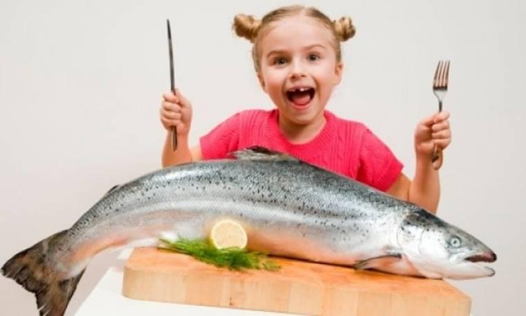 Γιατί το παιδί μου πρέπει να τρώει ψάρι;