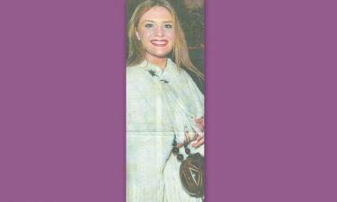Χριστίνα Βακάκη: Αυτή είναι η κόρη του Mr Jumbo!