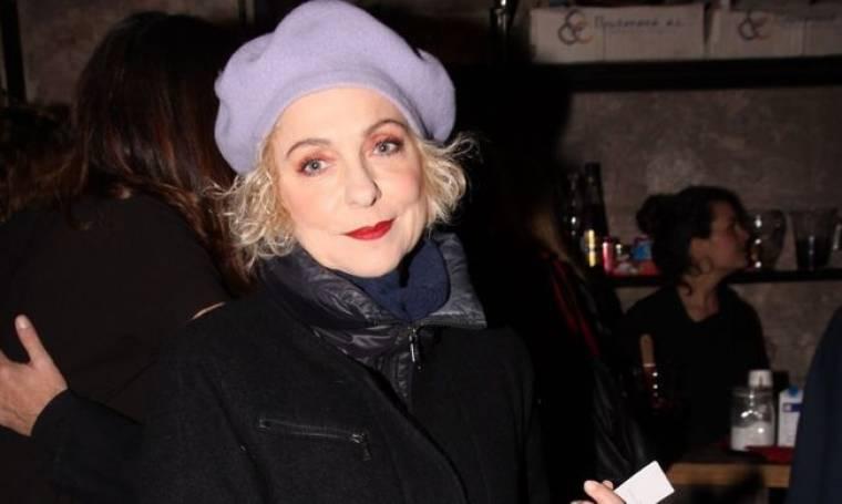 Ναταλία Τσαλίκη: Είναι το θέατρο το πιο δύσκολο επάγγελμα στον κόσμο;