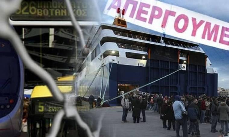 «Κατεβάζει ρολά» η Ελλάδα