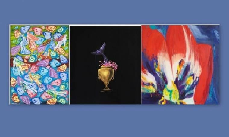 Τα λαμπερά εγκαίνια της K.L.M.DΑΤΑ στην Gallery Art