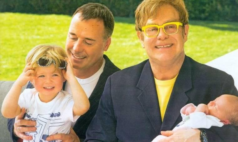 Έλτον Τζον – Ντέιβιντ Φέρτις: «Έχουμε κοινό όραμα και στόχο για τους γιους μας»