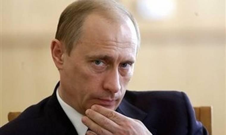 Ροζ ιστορία φέρνει πονοκέφαλο στον Πούτιν