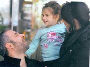 Χρήστος Τριπόδης: Παιχνίδια με την κόρη του