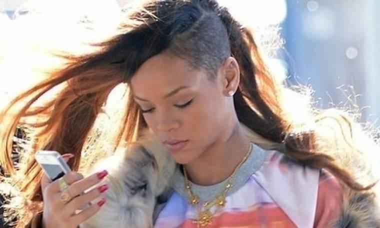 Νέο look για την Rihanna!