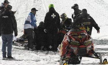 Πρωταθλητής σε αγώνισμα άλματος με έλκηθρο πέθανε μετά από σοβαρό ατύχημα!