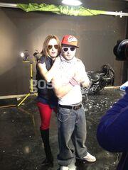 Στα backstage του νέου video clip του LAVA