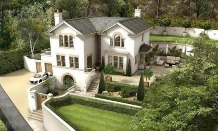 Αυτό ήταν το σπίτι του Μάριο Μπαλοτέλι στην Αγγλία