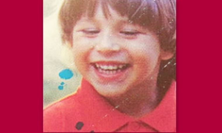Ποιος είναι ο μικρούλης της φωτογραφίας;