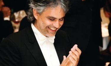 Ο Andrea Bocelli έρχεται στην Ελλάδα