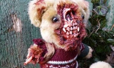 Τα φρικιαστικά αρκουδάκια για τη μέρα του Αγίου Βαλεντίνου (pics)