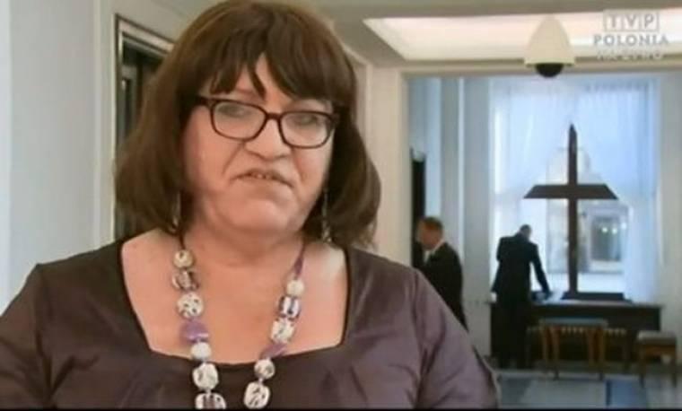 Αυτή είναι η πρώτη τρανσέξουαλ βουλευτής στον κόσμο!