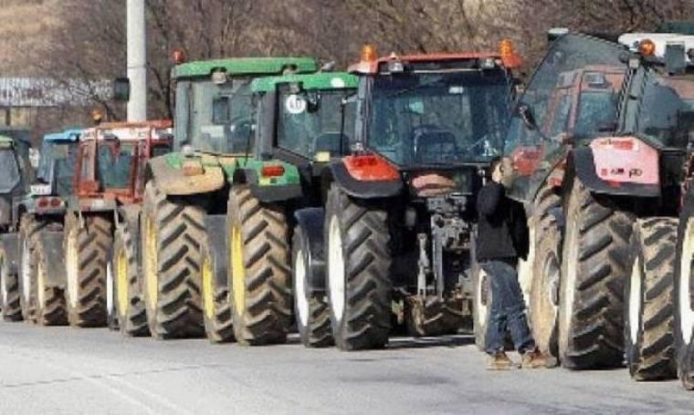 Κρατούν ζεστές τις μηχανές οι αγρότες