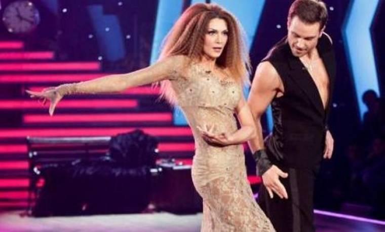 Αγγελική Ηλιάδη: Τραυματίστηκε στις πρόβες της για το αυριανό «Dancing». Θα χορέψει αύριο στο σόου ή όχι;