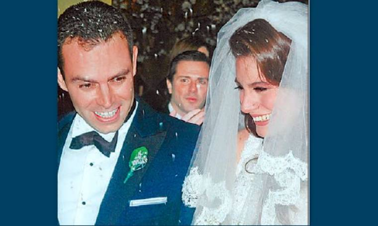 Λάουρα Μακροπούλου-Γιάννης Δράγνης: Ο γάμος της χρονιάς στη high society
