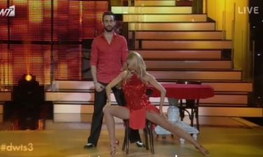 Χριστίνα Παππά: Ο αισθησιακός της χορός χτύπησε «κόκκινο»!
