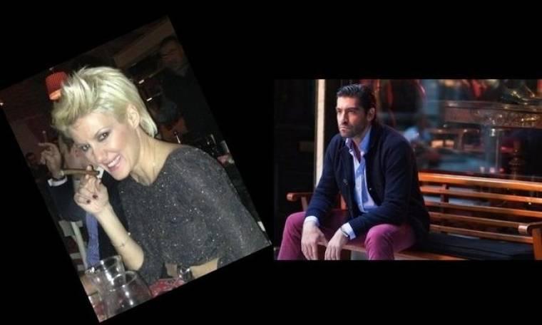 Κωνσταντίνος Σκορδάλης- Εύη Φραγκάκη: Το τρυφερό τετ α τετ και η… «ένοχη» σιωπή τους!!! (Nassos blog)