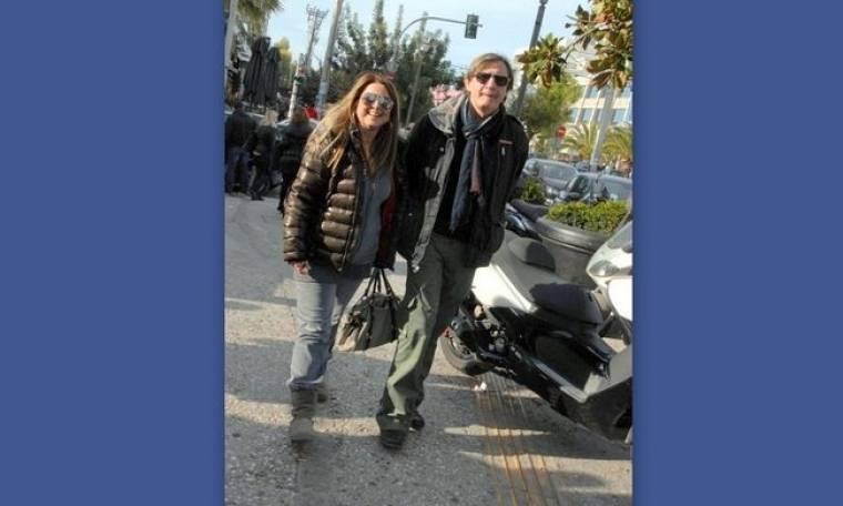 Σακελλαρίου- Βλασιάδου: Απογευματινή βόλτα στην Γλυφάδα