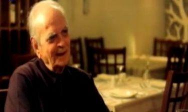 Video: Λευτέρης Παπαδόπουλος: «Σταμάτησα να γράφω στα ΝΕΑ, ήμουν 54 χρόνια…»