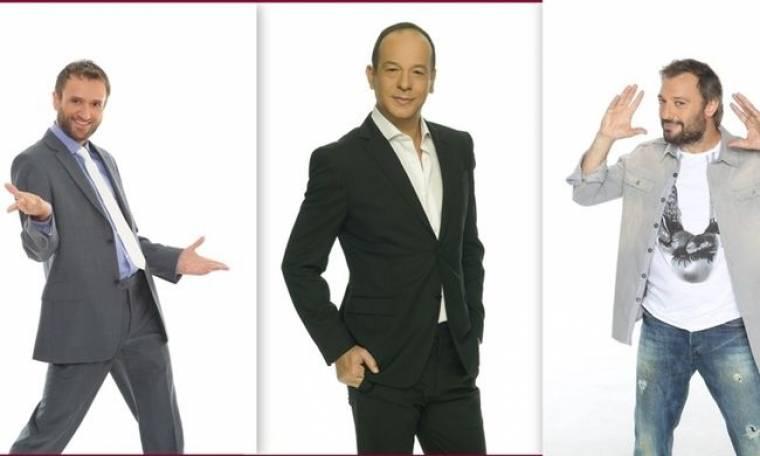Φερεντίνος-Φωκάς-Αγγέλου: Θα χορέψουν στον ημιτελικό του Dancing with the stars!