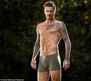 Οι σέξι πόζες του David Beckham που ξεπέρασαν τα 310.000 likes
