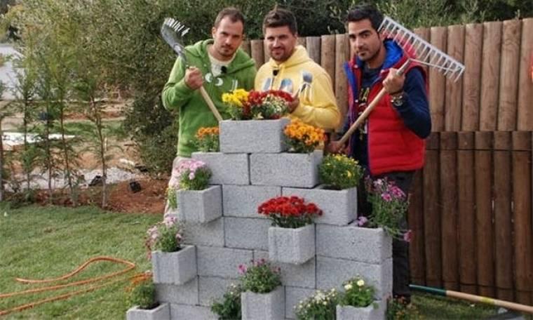 Οι κηπουροί του Mega δίνουν λύση στην οικονομική κρίση