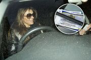Απίστευτο! Πρώην μοντέλο και ηθοποιός ξέχασε που πάρκαρε το αυτοκίνητό της και κάλεσε την αστυνομία!